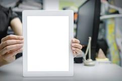 计算机图标屏幕集合片剂 库存照片