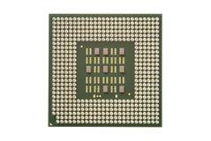 计算机处理器 库存照片