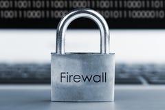 计算机安全概念 免版税库存照片