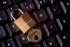 计算机安全 库存图片