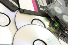 计算机数据存储 免版税库存图片