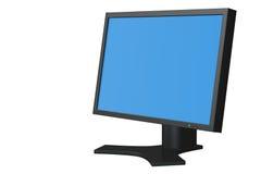 计算机显示器 免版税库存图片