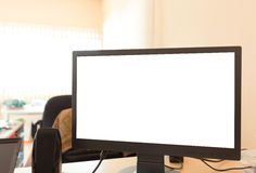 计算机显示器 库存照片