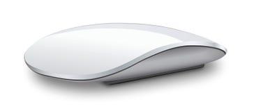 计算机未来派鼠标向量 免版税库存照片