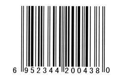 计算机条码 免版税库存照片