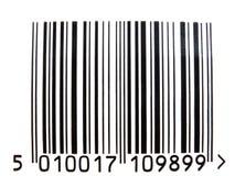 计算机条码 免版税图库摄影