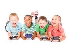 计算机游戏 免版税库存图片