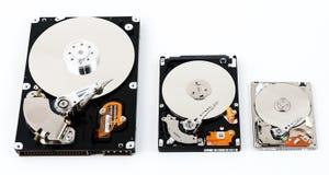 计算机硬盘驱动器 免版税图库摄影