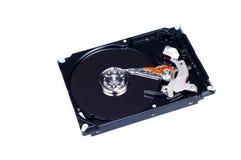 计算机硬盘 库存图片