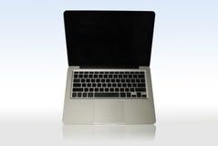 计算机笔记本 免版税库存照片
