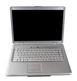 计算机笔记本 图库摄影