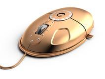 计算机老鼠, 3D 免版税库存图片