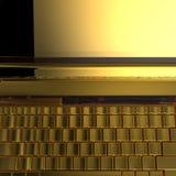 计算机键盘 库存照片