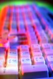 计算机键盘 免版税库存图片