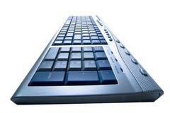 计算机键盘 图库摄影