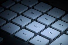 计算机键盘s 库存照片