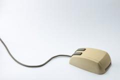 计算机鼠标老牌 图库摄影