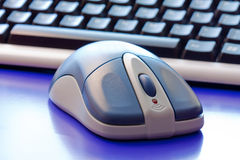 计算机鼠标 库存照片