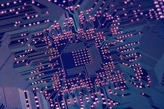 计算机mainboard 免版税图库摄影