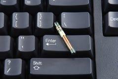 计算机rfid 库存图片