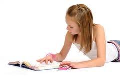 计算的家庭作业算术 图库摄影