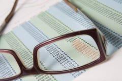 计算红色 免版税图库摄影
