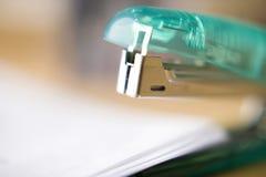 订书机 免版税图库摄影