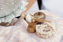 订婚仪式 免版税库存图片