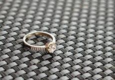 订婚 免版税库存照片