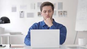 认为在工作的沉思偶然成人人 股票录像