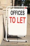 让办公室 免版税库存图片