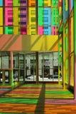 议会中心在蒙特利尔 库存照片