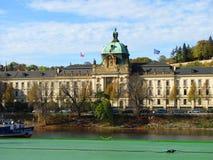 议会大厦在欧洲 库存图片