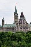 议会大厦,渥太华,安大略,加拿大 库存图片