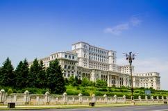 议会宫殿 图库摄影