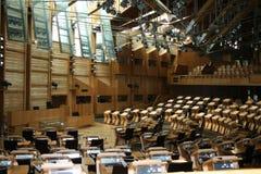 议会苏格兰人 库存照片