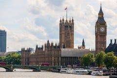 议会,伦敦,英国议院 免版税图库摄影