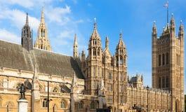 议会,伦敦,英国议院 库存照片