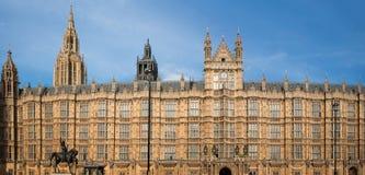 议会,伦敦,英国议院 库存图片