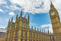 议会,威斯敏斯特宫殿,伦敦,英国,大英国议院  库存照片