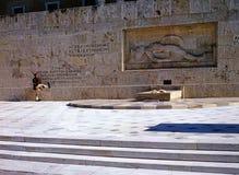 议会,雅典 免版税库存图片