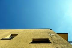 议院侧面墙 图库摄影