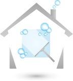 议院和风窗清洁器、清洁和清洁公司商标