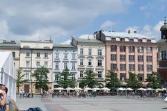议院在克拉科夫,国家波兰 库存照片