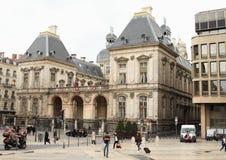议院在利昂 库存图片