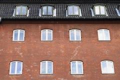 议院在哥本哈根 免版税库存照片