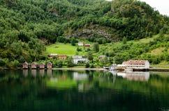 议院在挪威 免版税库存图片