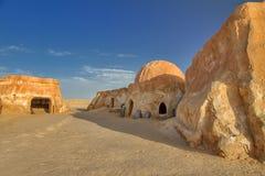 议院在撒哈拉大沙漠 免版税库存照片