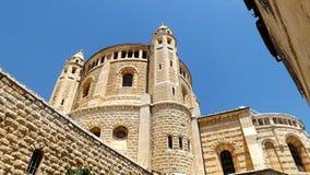 议院在耶路撒冷旧城耶路撒冷 库存照片