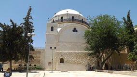 议院在耶路撒冷旧城耶路撒冷 图库摄影